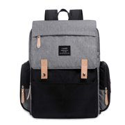 Waterproof Backpack Diaper Bag with Padded Backpack Straps Large Capacity Maternity Travel Nappy Bags for Baby Care Christmas Gift