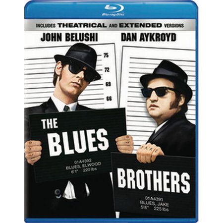 The Blues Brothers (Blu-ray) (Brille Blues Brothers)