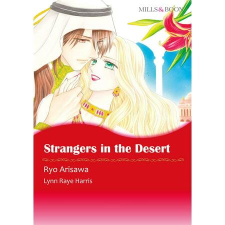 Strangers in the Desert (Mills & Boon Comics) - (List Of Mills And Boon Romance Novels)