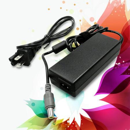 90W AC Power Charger Supply Cord for Lenovo Thinkpad R60e R61i R61e W500 T410I