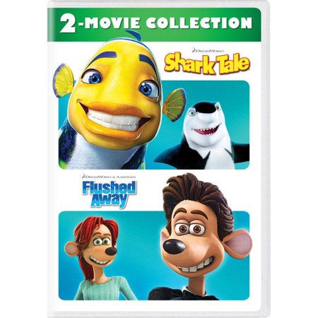 Flushed Away / Shark Tale - Sand Shark Movie