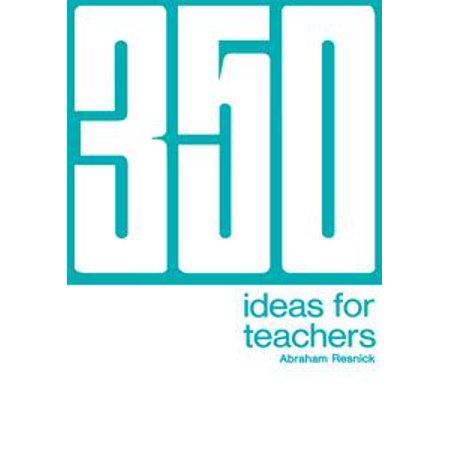350 Ideas for Teachers - eBook