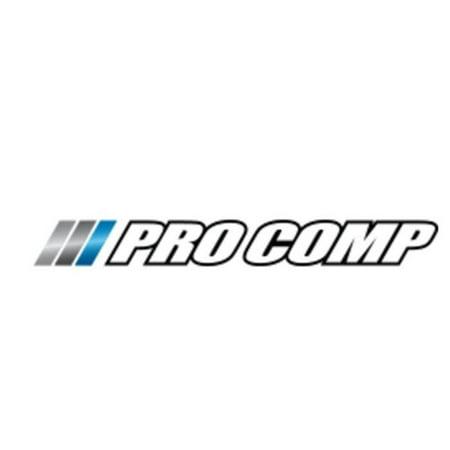 Pro Comp Suspension MK01BA1714 Display Banner  Warranty - image 1 de 1