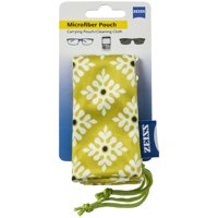 Carl Zeiss Vision In Zeiss Microfiber Eyeglass Pouch Print