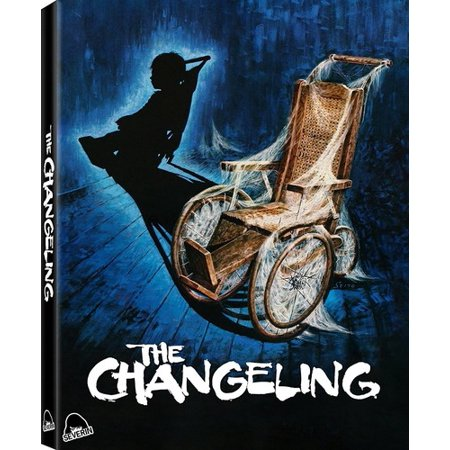 The Changeling (Blu-ray + CD) (Changeling Dvd)