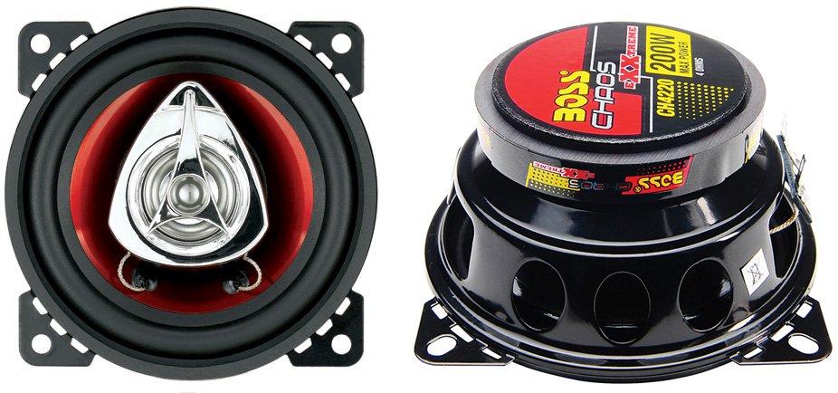 "Boss Audio CH4220 CHAOS EXTREME 200 Watt 4"" 2-Way, Pair of Speakers"