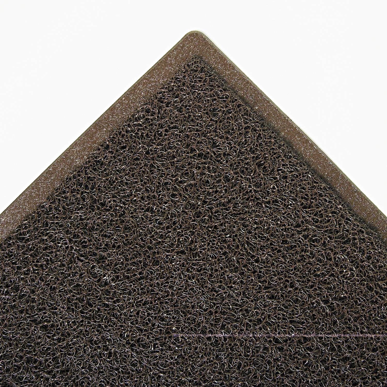 3m Dirt Stop Polypropylene Scraper Mat, 36 X 60, Chestnut