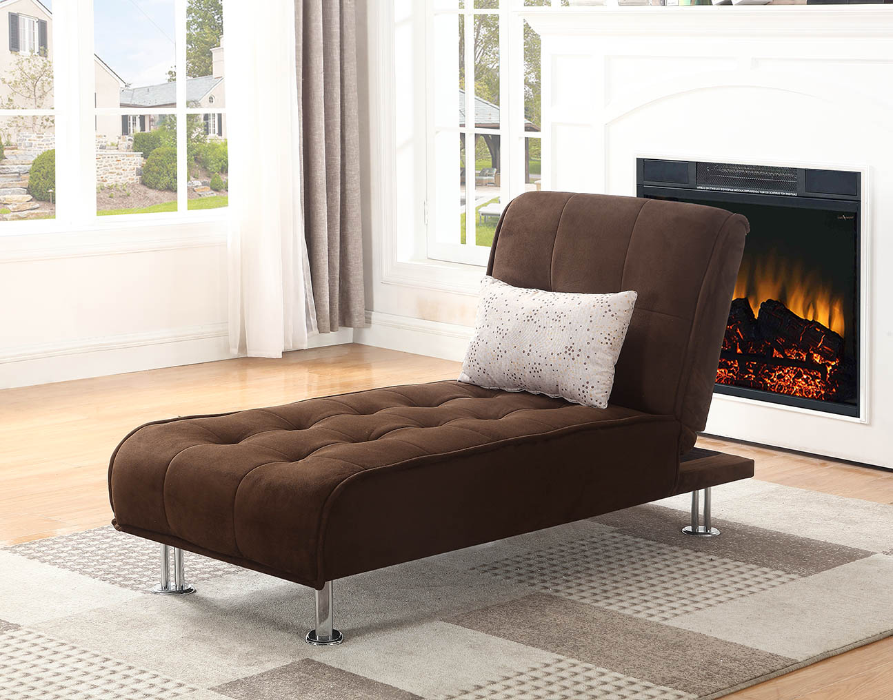 dual woptions coaster fabric lounge p chaise colored by options w in image rosalie sofa