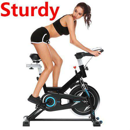 Health Fitness Belt Drive Indoor Exercise Cycling