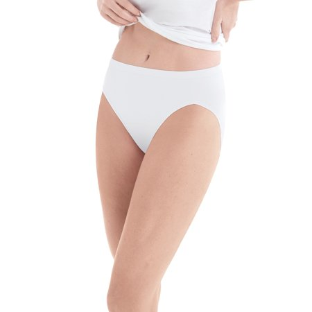 fdbd7605cbef Hanes - Hanes Women's Cotton Hi-Cut Panties - 10 Pack - Walmart.com