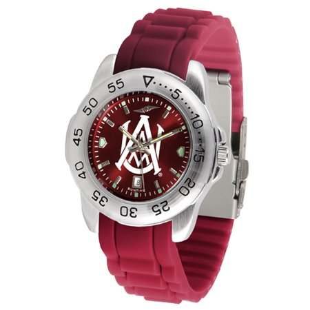 "Alabama A&M Bulldogs NCAA AnoChrome ""Sport AC"" Watch (Silicone Band)"