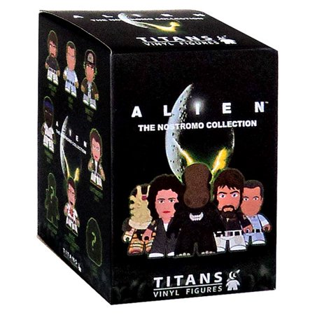 Alien The Nostromo Collection Vinyl Mini Figure Mystery (Vinyl Figure Collection)