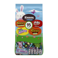 Hershey, Easter Spring Treat Mega Mix Chocolate Assortment Candy, 32.3 Oz