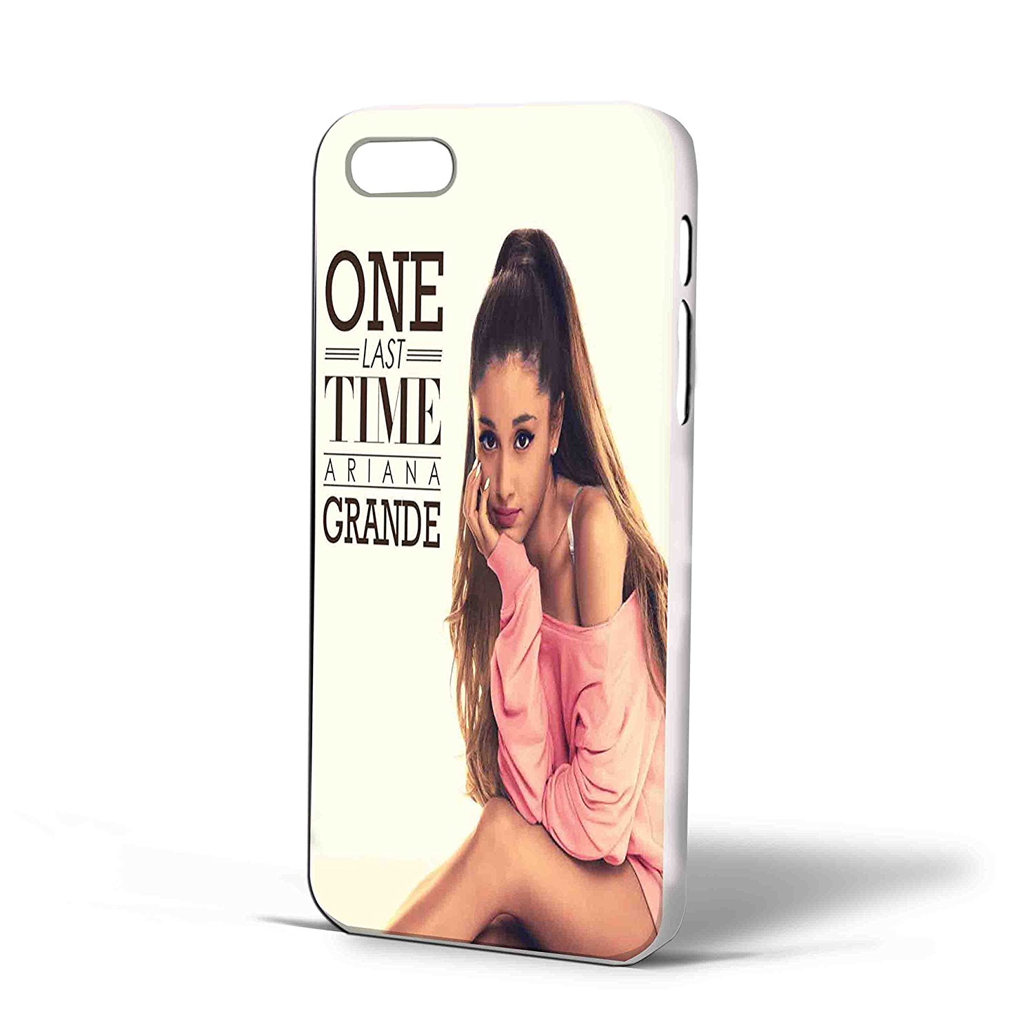 Ganma Ariana Grande One Last Time Case For iPhone Case (Case For iPhone 6s White)
