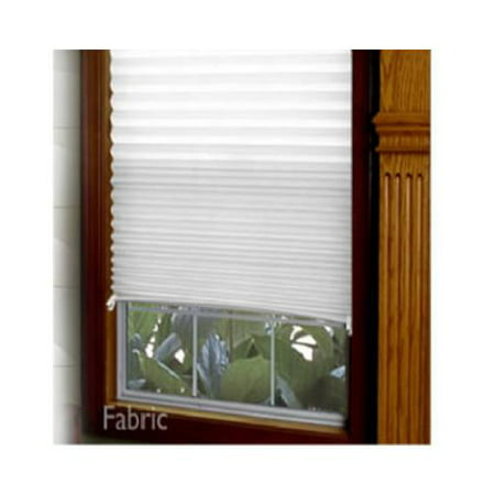 Redi Shade Inc 36 X 72 Redi Shade Filtering Fabric Pleated Window