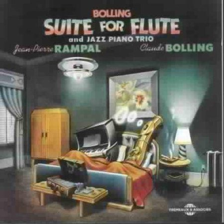 Suite For Flute and Jazz Piano Jazz Flute Cd