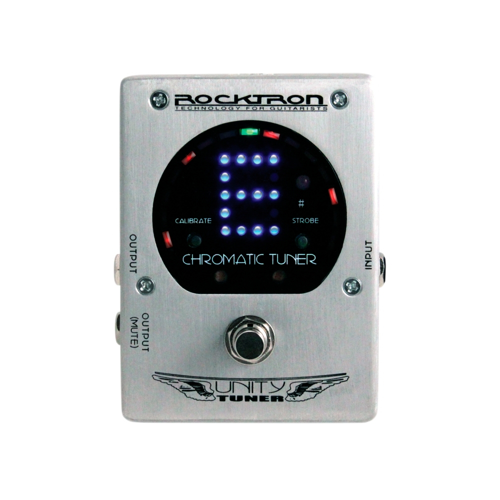 Rocktron Boutique Series Unity Floor Pedal Tuner by Rocktron