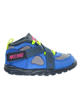 ac3c4777e5 Product Image Nike Raid (TD) Toddler Shoes Light Magnet Grey Hyper  Pink Photo Blue