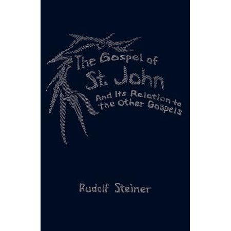 The Gospel of St. John and Its Relation to the Other (Dali Christ Of St John Of The Cross)