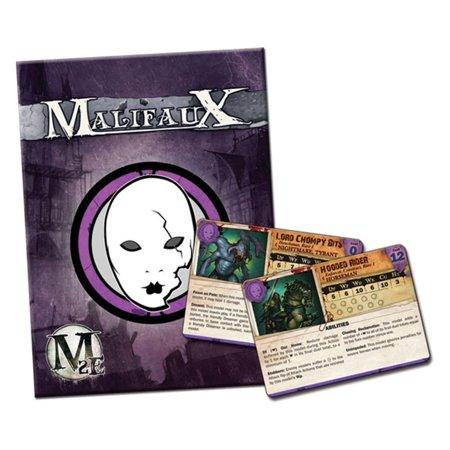 Neverborn Wave 2 Arsenal Pack Wyrd Miniatures Malifaux Deck Model Kit (2 Pack) WYR20017 (Dicke Mode)
