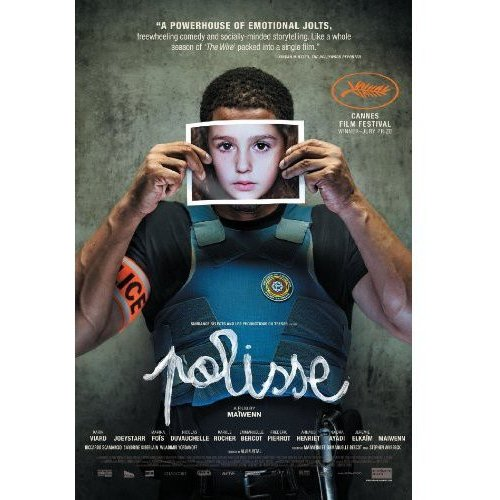 Polisse (Widescreen)