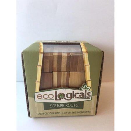 Ecological EC3808 Casse-t-te de 4,2 po en racine de bambou - image 1 de 1