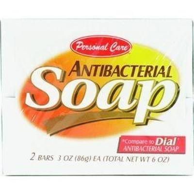 Personal Care Products 92080-4 Personal Care Antibacterial Soap Personal Care Antibacterial Soap048155920804