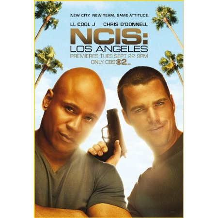 Ncis Los Angeles  The First Season