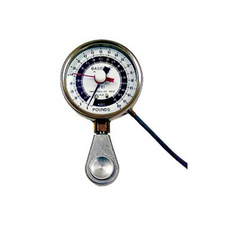 Baseline Electronic Output Pinch Gauge-w/ Dial Gauge