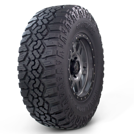 Kanati Trail Hog LT275/60R20 10 Ply A/T Light Truck Radial Tire (Tire (Best Light Truck Snow Tires)