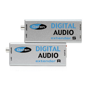 Gefen EXT-DIGAUD-141 Digital Audio Extender, Up to 330ft