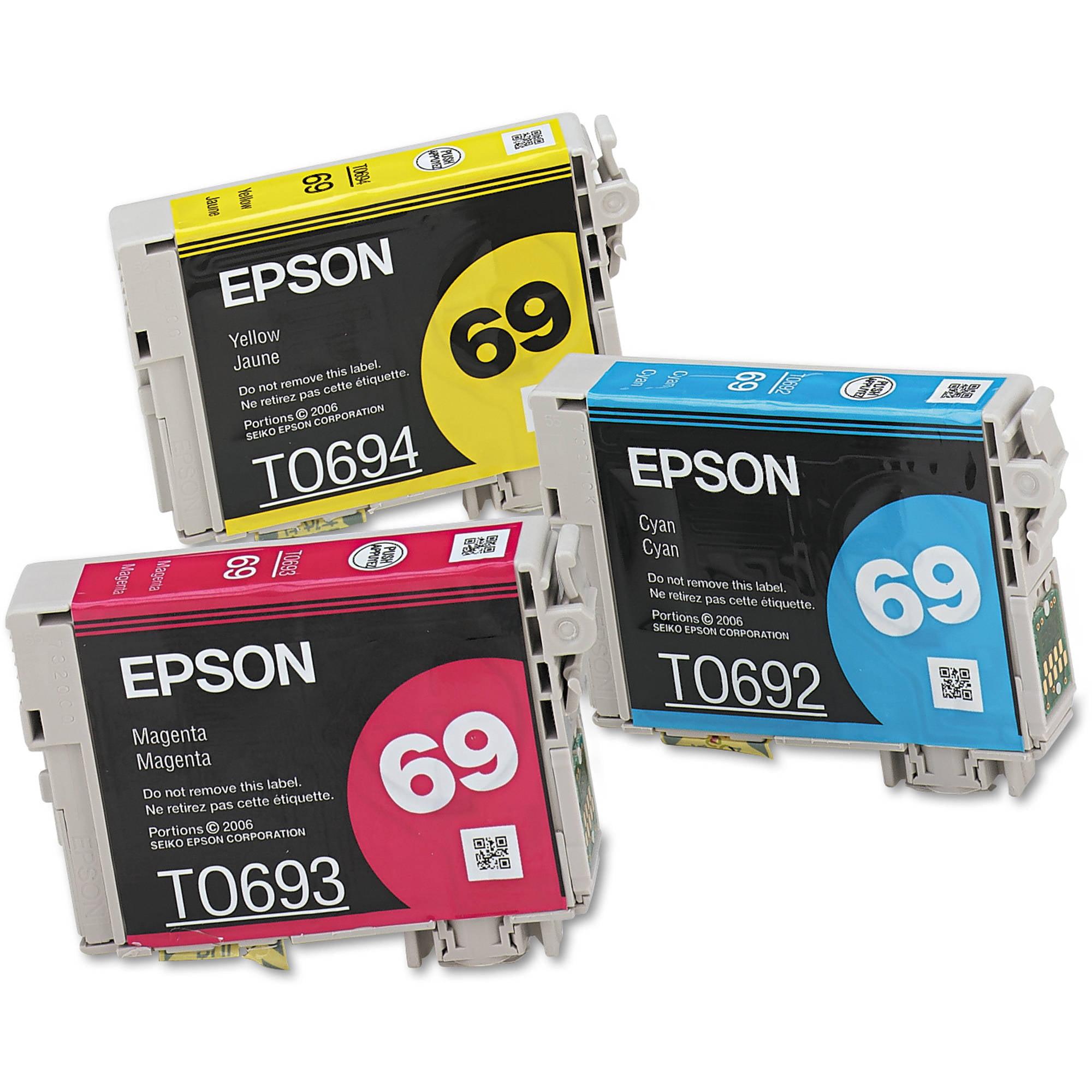 Epson DuraBrite Ultra Ink Multipack for Stylus CX5000, CX6000, CX8400, CX9400 (T069520)