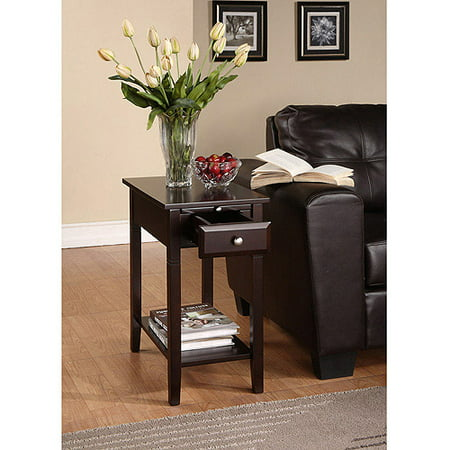 Narrow End Tables Living Room