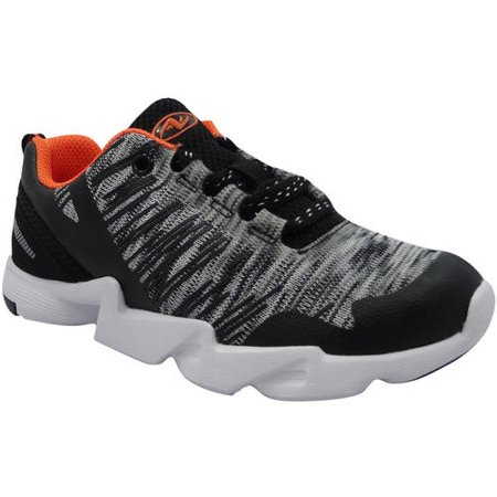 Image of Athletic Works Boys' Lightweight Knit Athletic Shoe
