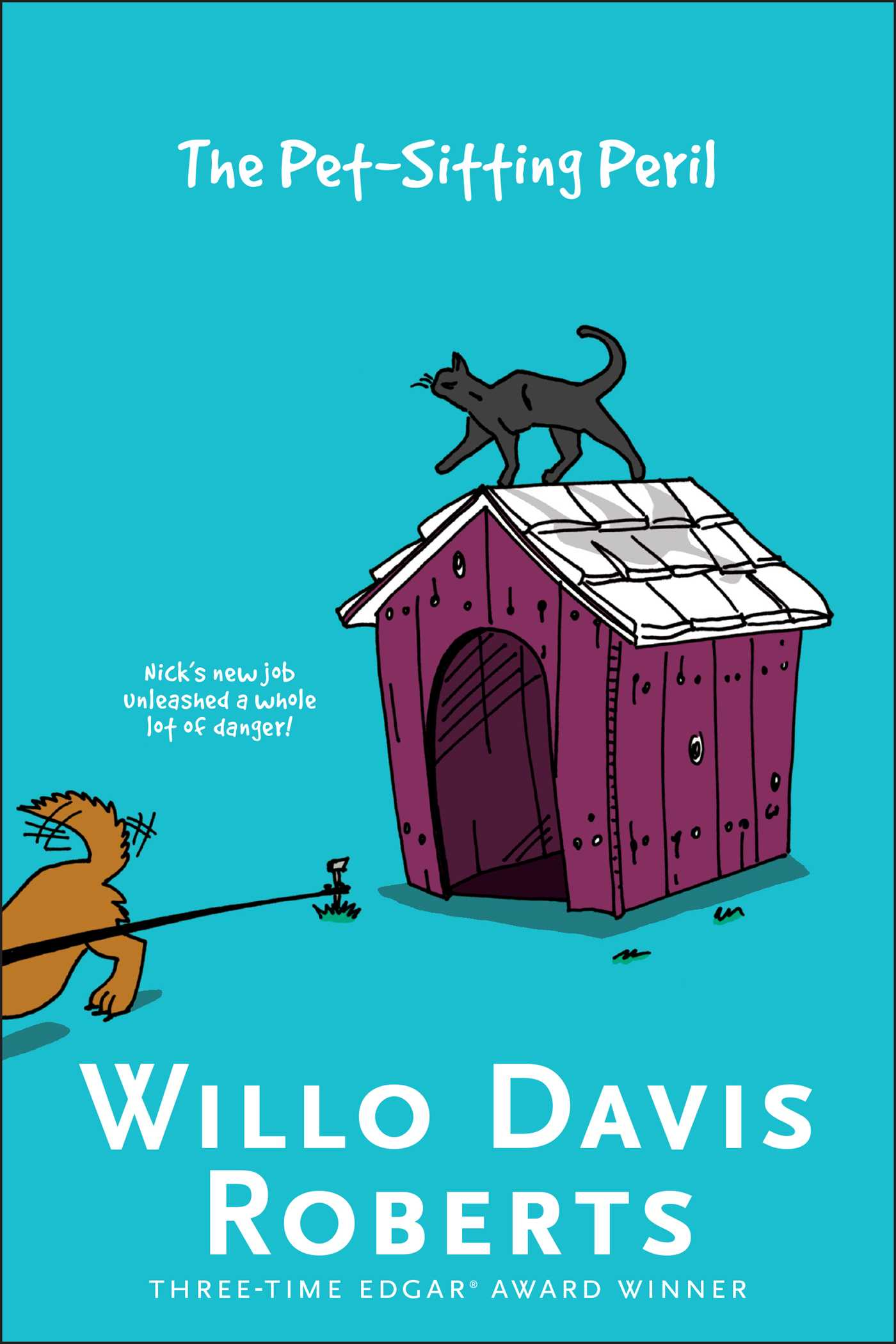 The Pet-Sitting Peril By Willo Davis Roberts