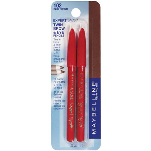 Maybelline Expert Wear Twin Brow and Eye Pencil