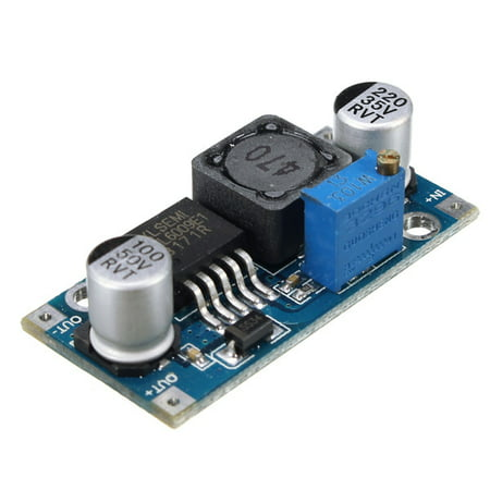 1/5/10PC CN6009 DC-DC Boost Power Regulator Module Controller Shield Board Output Adjustable 5V / 6/9 / 12V liters 24v current 4A