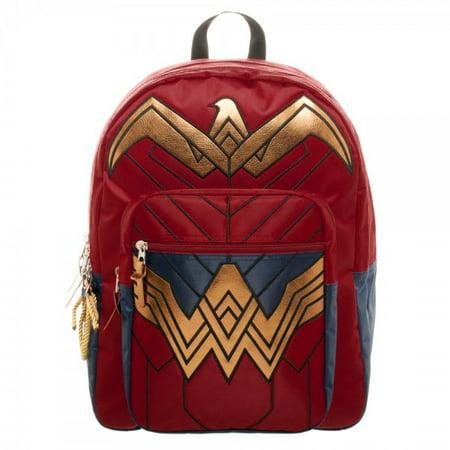 Backpack - Batman v Superman - Dawn of Justice Wonder Woman Licensed bp434qdoj](Justice Bags)