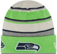 "Seattle Seahawks New Era NFL ""Winter Tradition"" Cuffed Knit Hat"