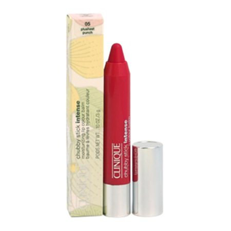 Chubby Stick Intense Moisturizing Lip Colour Balm - No.05 Plushest Punch for Womens, 0.1