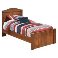Signature Design by Ashley Barchan Youth Panel Bed - Medium Brown