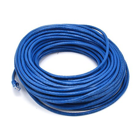 100 Ft Feet Foot Cat5e Cat5 Rj45 Ethernet Lan Network