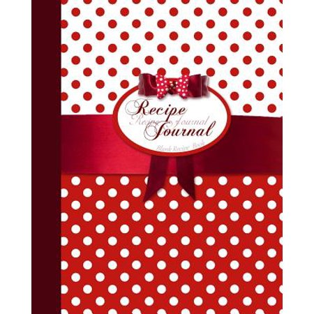 Blank Recipe Book: Recipe Journal ( Gifts for Foodies   Cooks   Chefs   Cooking ) [ Softback * Large Notebook * 100... by