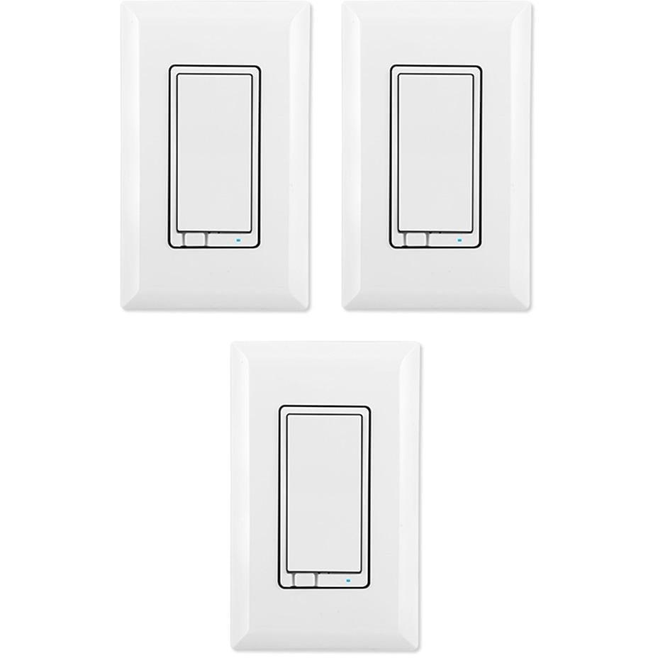 GE Jasco Z-Wave Plus 14321 LED, Incandescent, Fluorescent & CFL Latest Mulitipack Dimmer... by GE Jasco