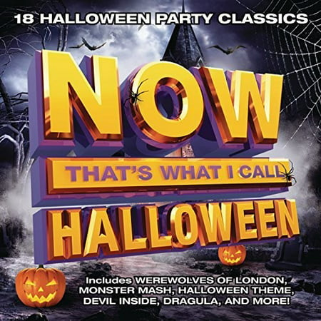 Now That's What I Call - Old School Halloween Music
