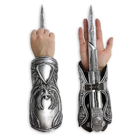 Neca Assassin's Creed Brotherhood Ezio Hidden Blade Gauntlet - Bat Gauntlets