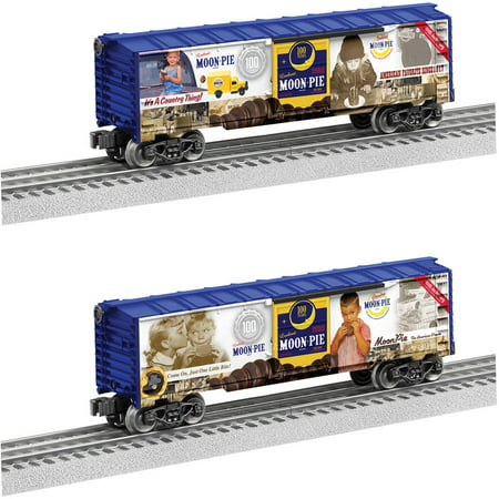 Lionel Trains Moon Pie 100Th Anniversary Boxcar