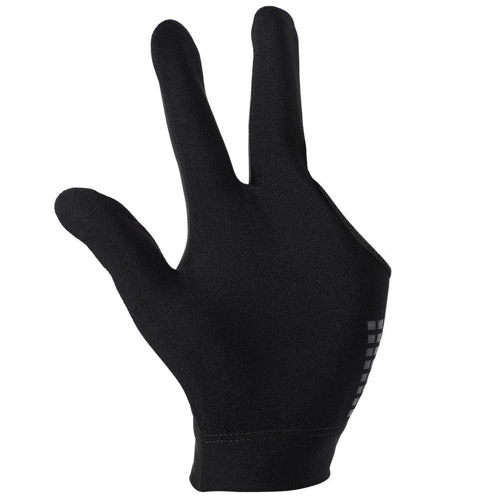 Lixada 3 PCS Gants De Billard Billiard Cue Shooter Glove Main Trois Doigts Spandex Gant Sport Gauche Droite