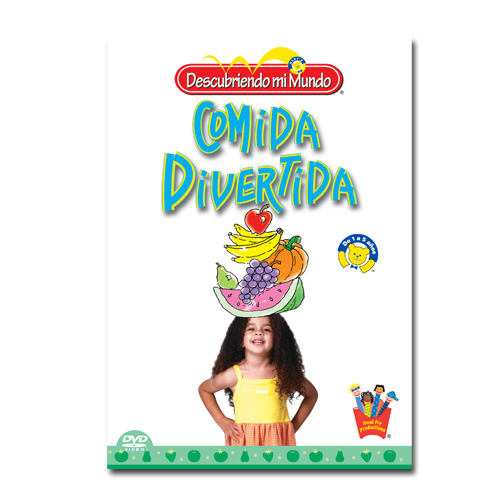 Baby's First Impressions� Food Fun in Spanish: Comida Divertida DVD by