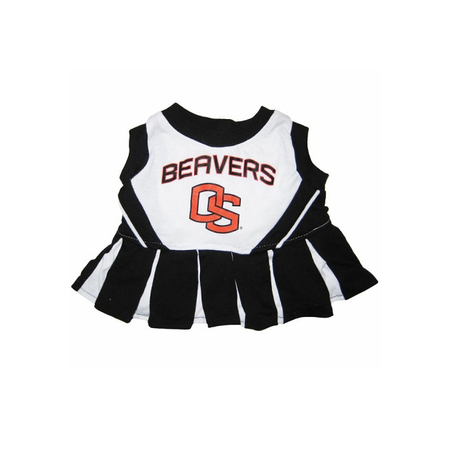 Oregon State Beavers Cheer Leading XS